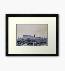 Edinburgh 1 Framed Print