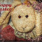 Happy Easter from Flopsy by Jane Neill-Hancock