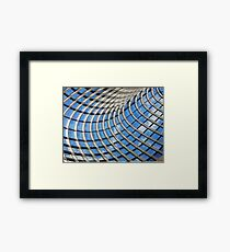 Roof Architecture Framed Print