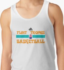 Camiseta de tirantes Flint Tropics Basketball Semi Pro