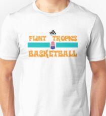 Flint Tropics Basketball Semi Pro T-Shirt