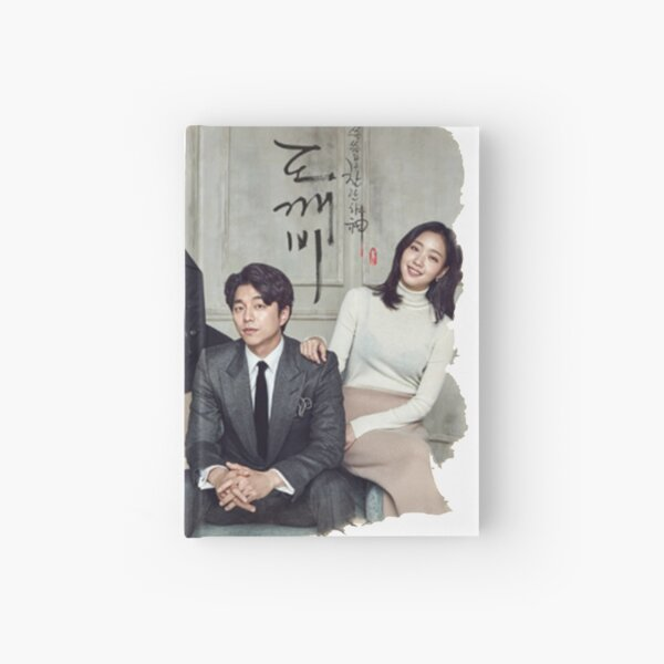 Guardian The Lonely and Great God; Goblin Kdrama Hardcover Journal