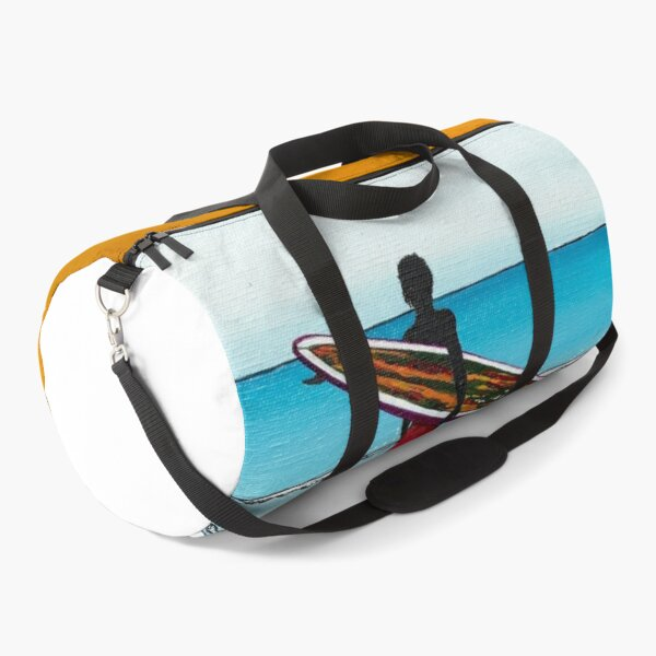 Midget and the Gull - #ReoSurf Art Duffle Bag