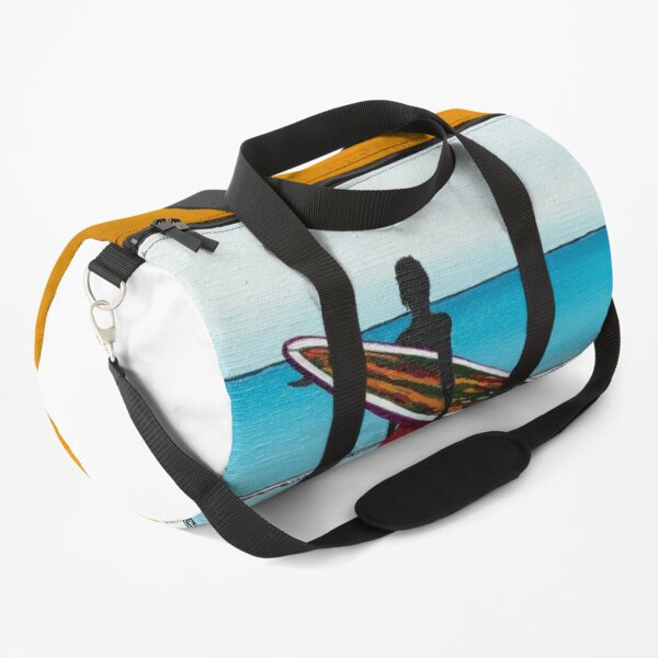 Midget and the Gull - ReoSurf Art Duffle Bag