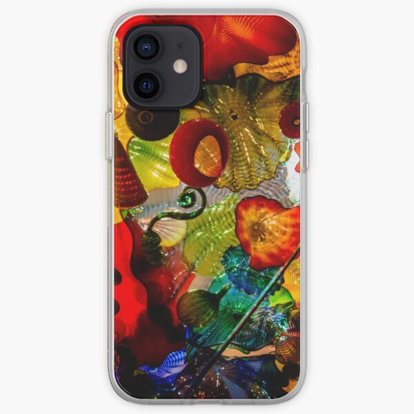 Chihuly Glass Garden iPhone Soft Case
