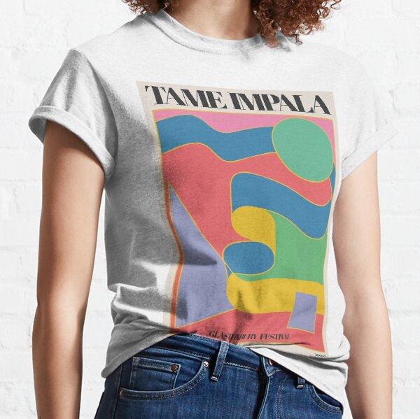 2019 Festival Tame Cover  Classic T-Shirt