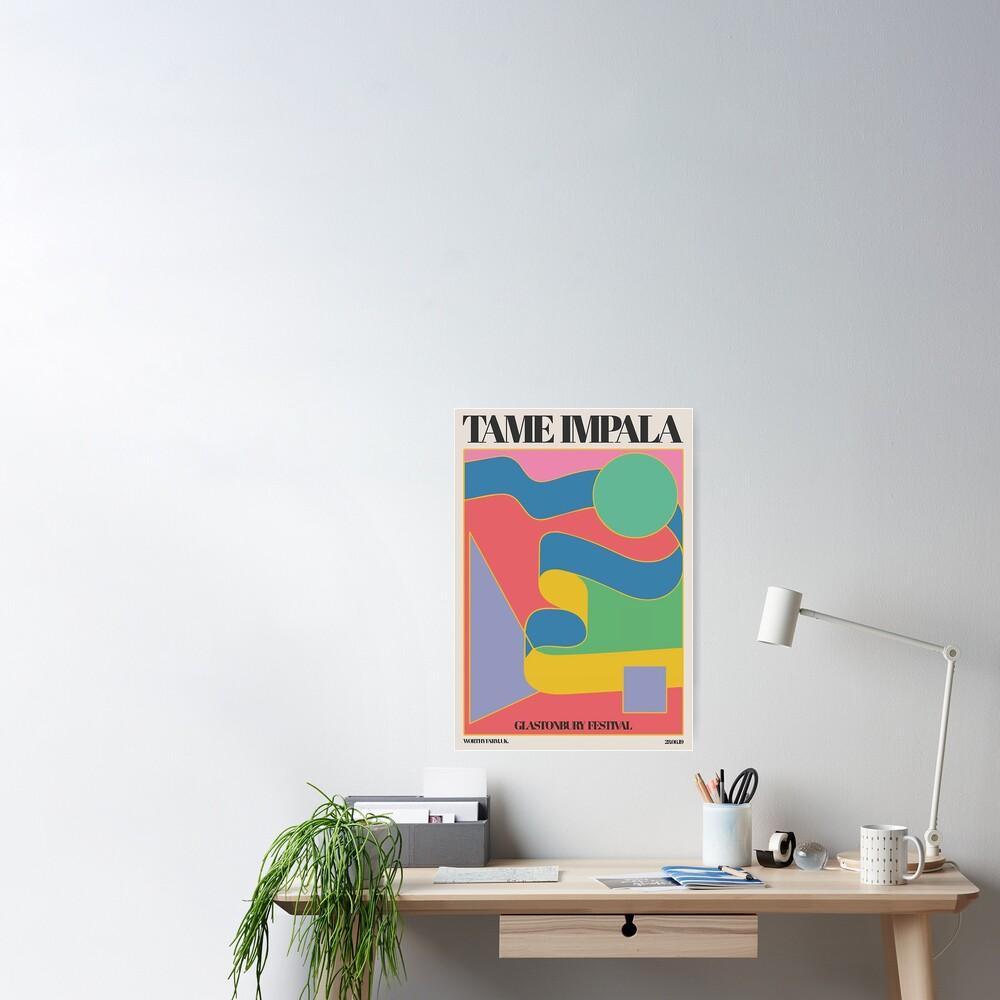 2019 Festival Tame Cover  Poster