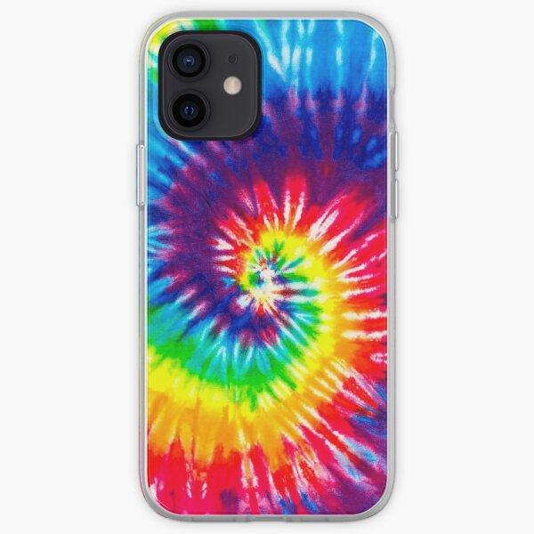 Tie Dye Pattern iPhone Soft Case