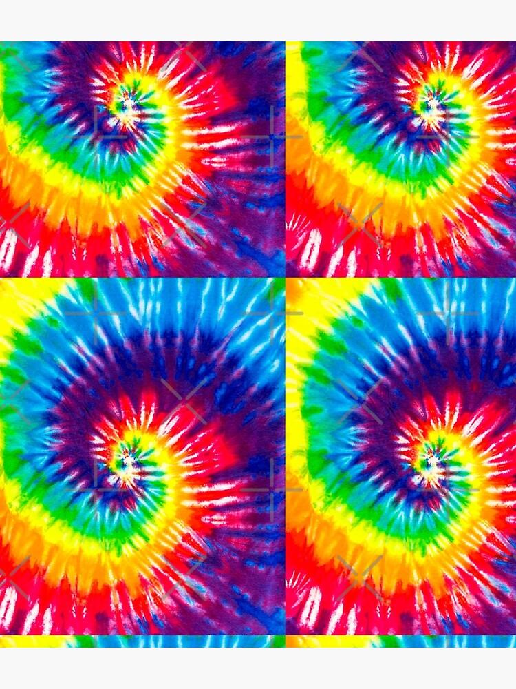 Tie Dye Pattern by FASLab