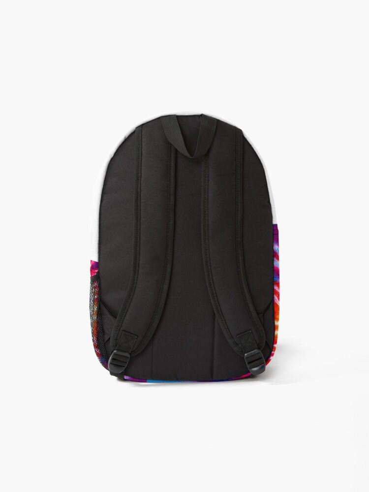 Alternate view of Tie Dye Pattern Backpack