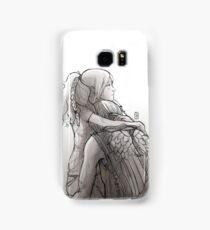 Daryl Dixon & Beth Greene - 01 Samsung Galaxy Case/Skin