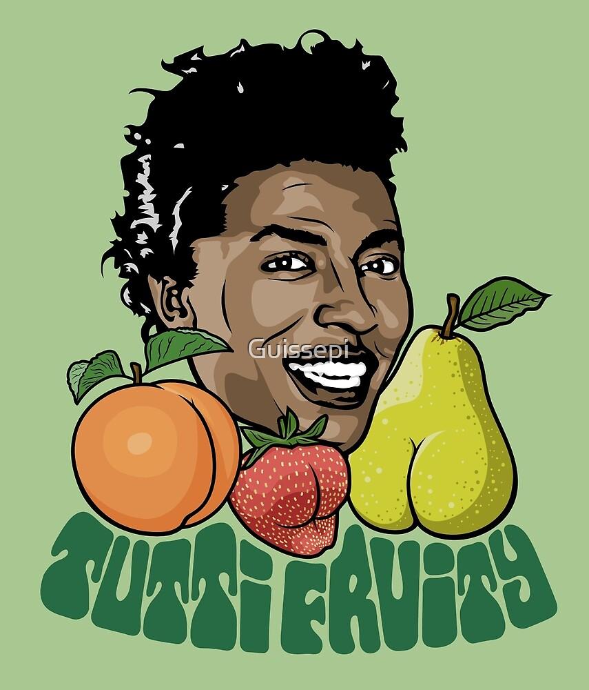Tutti Fruity by Guissepi