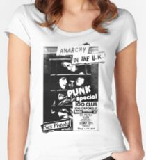 100 CLUB Women's Fitted Scoop T-Shirt