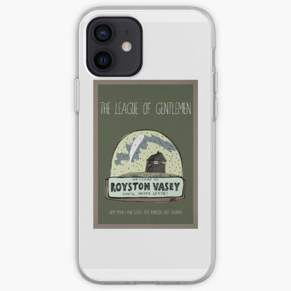 The League of Gentlemen iPhone Soft Case