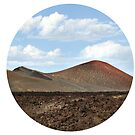 Lanzarote Landscape - Spain by T M B