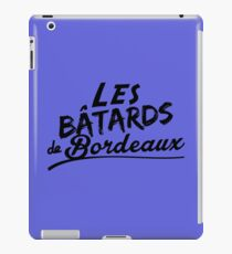 Les Bâtards de Bordeaux V0 iPad Case/Skin