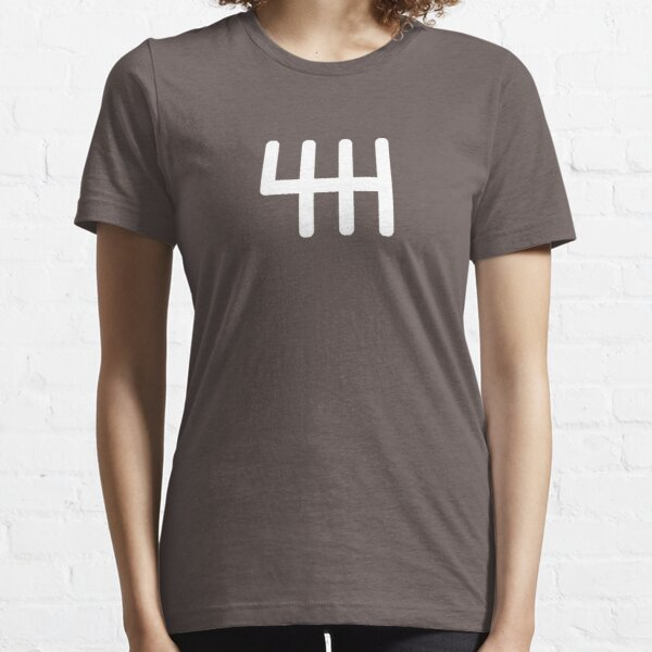 6 Shift - VW Shift Pattern Camiseta esencial