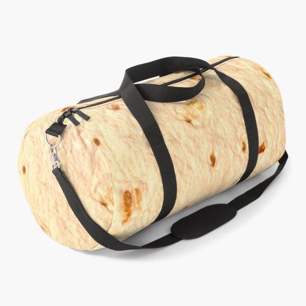 Flour Tortilla or Burrito or Quesadilla  Duffle Bag