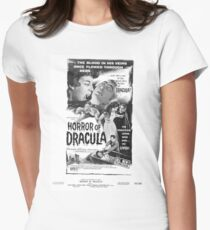HORROR OF DRACULA Women's Fitted T-Shirt