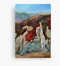 Big Sur, Northern California Canvas Print