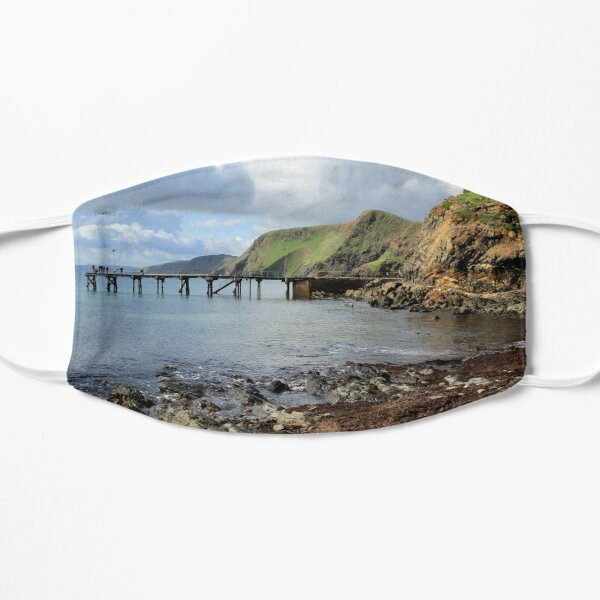 Second Valley Bay Flat Mask