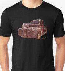 Rat Rod Flatbed 46 Ford T-Shirt