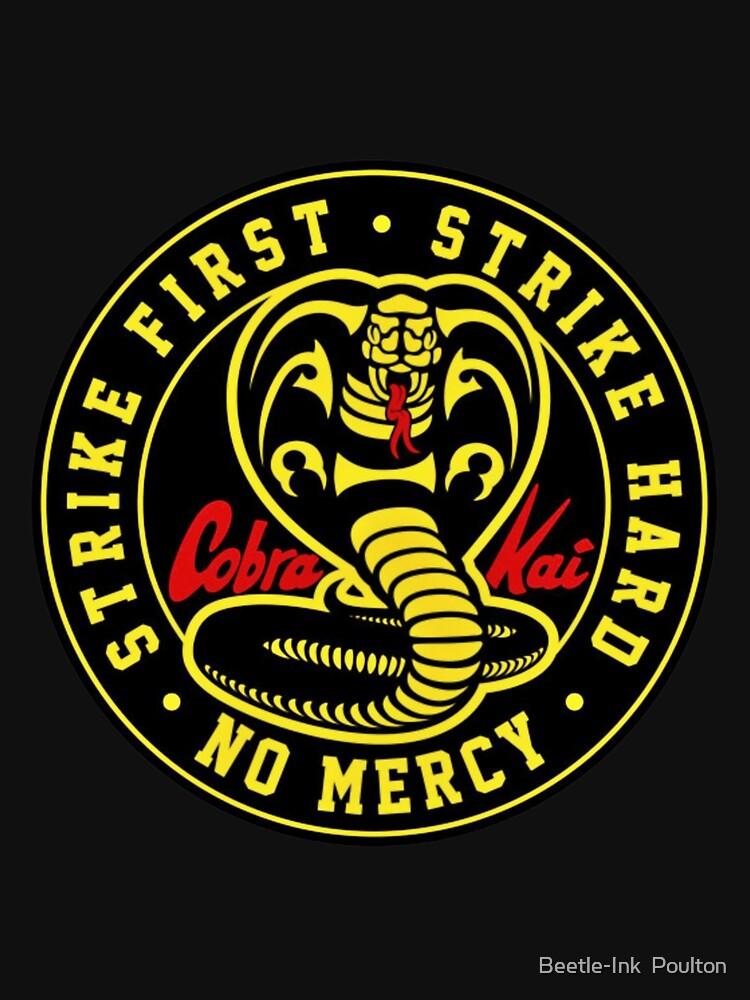 Cobra kai Karate Dojo by stevenpoulton