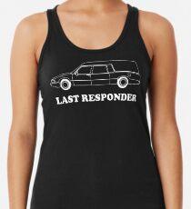 Last Responder Racerback Tank Top