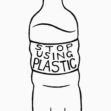 deja de usar plástico! de melissaknorth