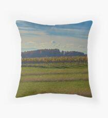 Kaiserstuhl - vines Throw Pillow
