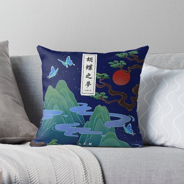 A.C.E HJZM : The Butterfly Phantasy Throw Pillow