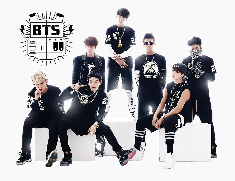 BTS KPOP by xayly