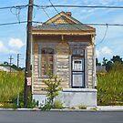 Shotgun House by Michael Ward
