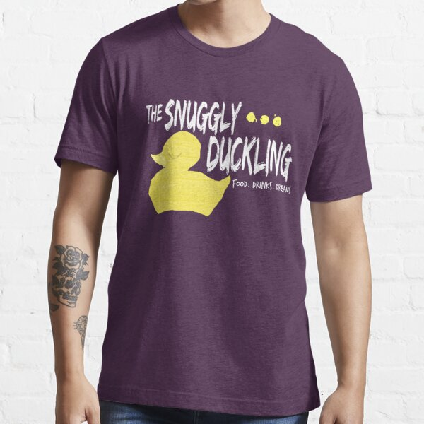 The Snuggly Duckling - WHITE Essential T-Shirt