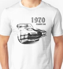 Chevrolet Chevelle SS 1970 Unisex T-Shirt