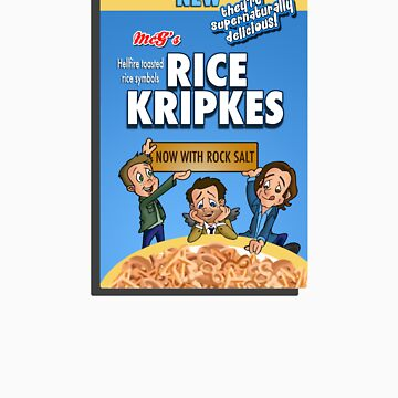 Rice Kripkes by tripperfunster
