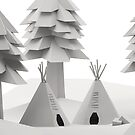 teepee by parisiansamurai
