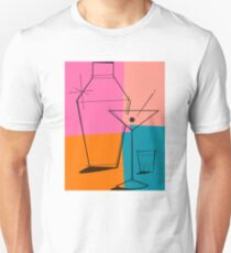 Pop Art Martini T-Shirt