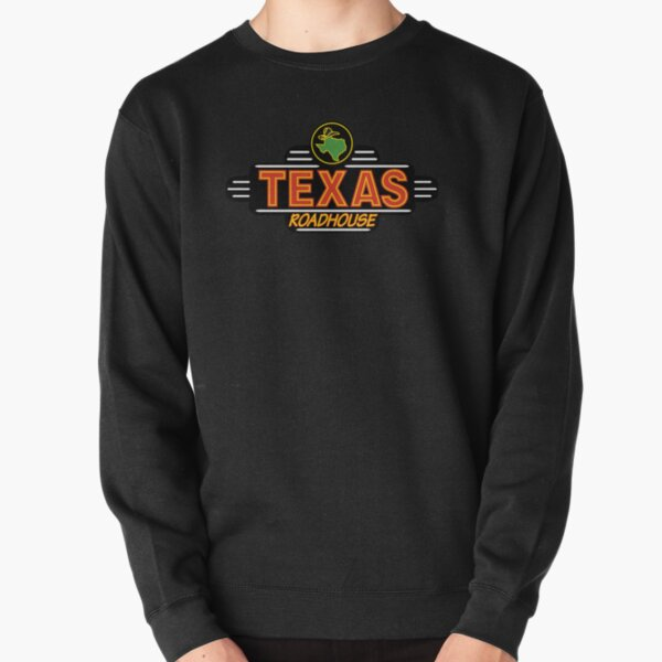 Texas Roadhouse - Retro Design Pullover Sweatshirt