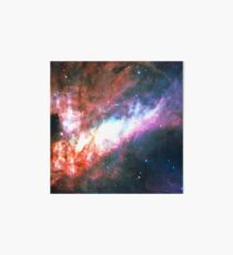 Omega Nebula | Galaxy Mathematix Art Board