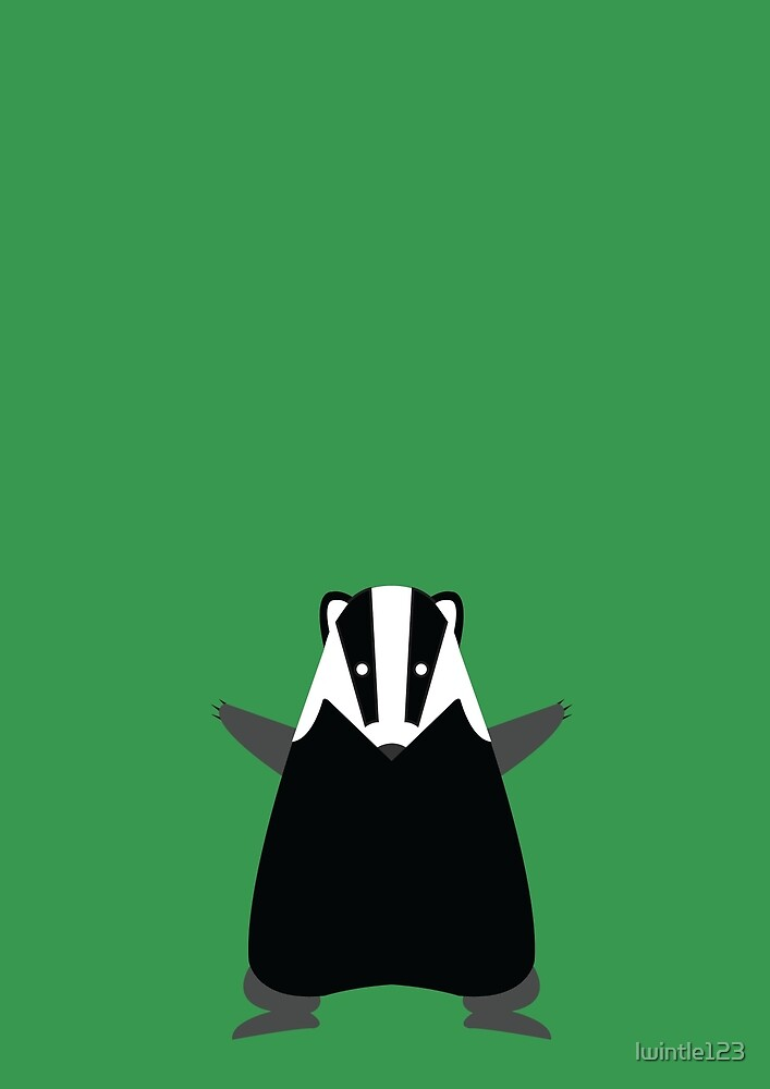 Badger by lwintle123