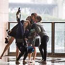 The Sydney Selfie by David Haworth