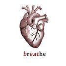 BrEAThe - Anatomical Heart  by intellichick