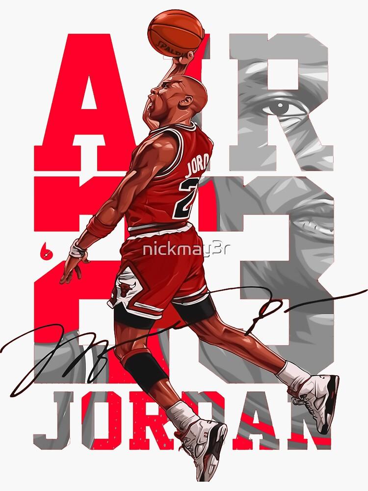 Michael jordan by nickmay3r
