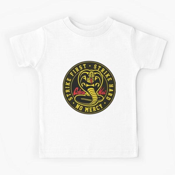 cobra kai T-shirt enfant