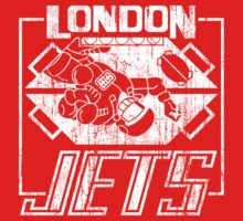 London Jets Distressed | Unisex T-Shirt