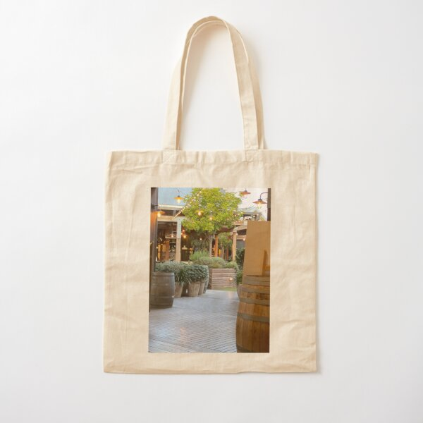 Twilight ambience Cotton Tote Bag