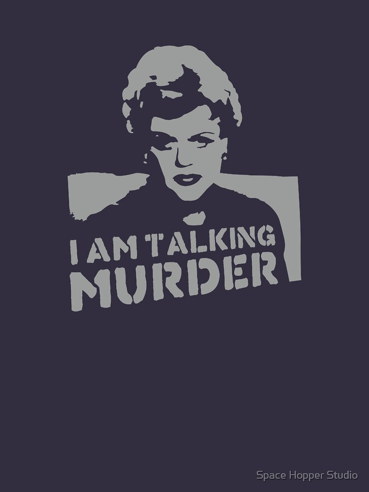 Deadly Lady - Murder | Unisex T-Shirt