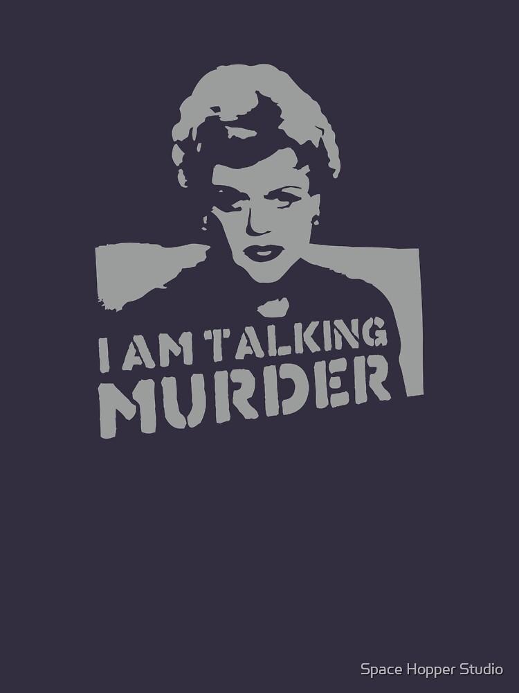 Deadly Lady - Murder | Unisex T-Shirt