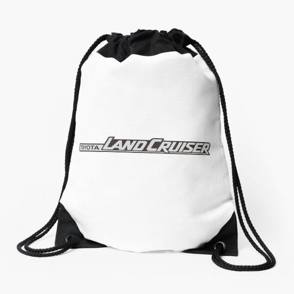 Toyota Land Cruiser Drawstring Bag